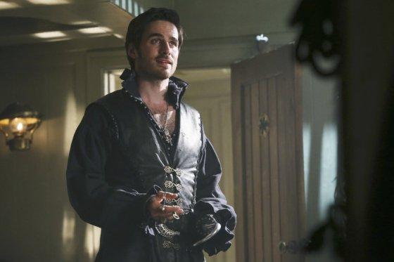 Colin O'Donoghue as Captain Hook