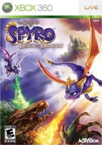 """SPYRO: Dawn of the Dragon"" does NOT give all achievements to both players."