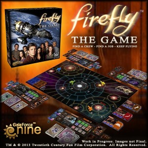 Firefly:The Game