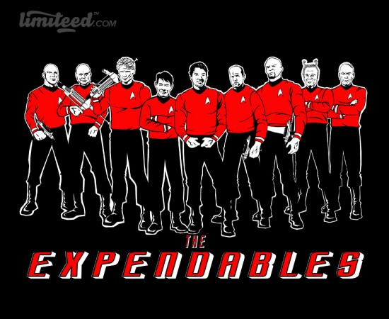 The Expendables at limiteed.com