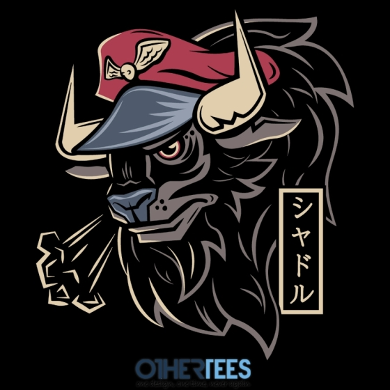 Master Bison at othertees.com