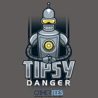 Tipsy Danger at othertees.com