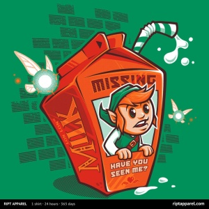 Another Missing Link at riptapparel.com