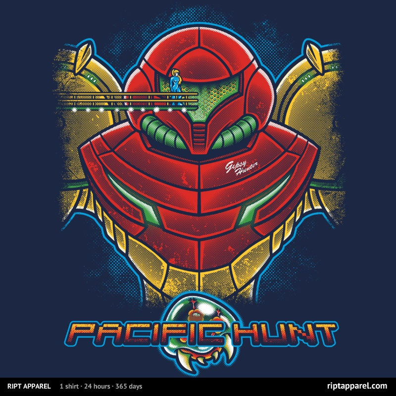 Pacific Hunt at riptapparel.com