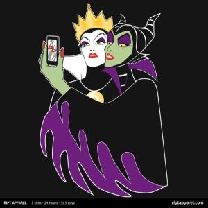 Wicked Selfie at riptapparel.com