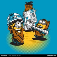 Despicable Jawas at riptapparel.com