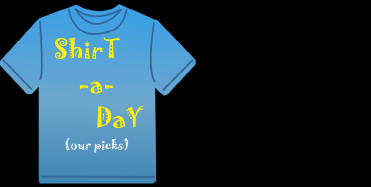 shirt a day