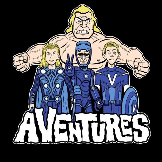 Aventures at shirtpunch.com (TV)