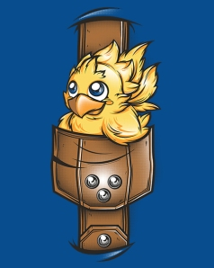 Carry a Chocobo at shirtpunch.com