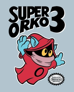 Super Orko 3 at shirtpunch.com
