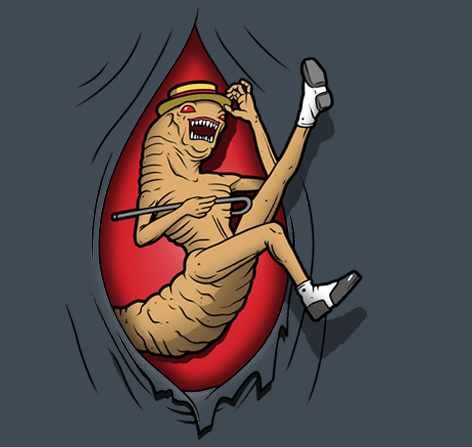 Hello Ma! Xenomorph at teefury.com