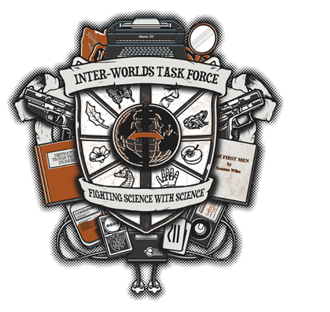 Inter-Worlds Task Force at teefury.com