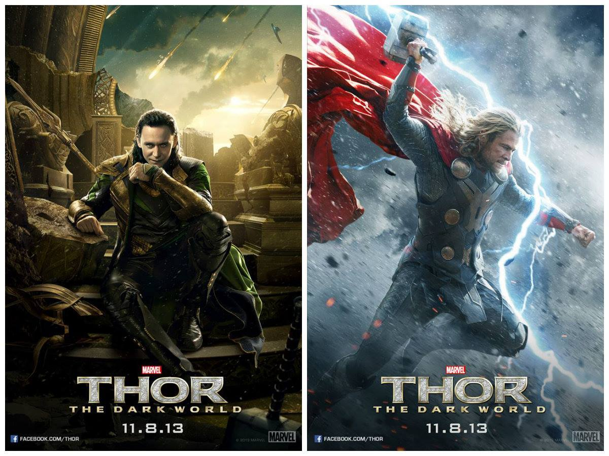The Dark World Preceded By Thor Marathon On THORsday ...