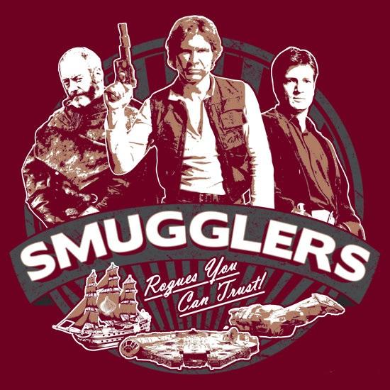 Smugglers Three at unamee.com