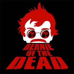 Bernie of the Dead at weeklyshirts.com