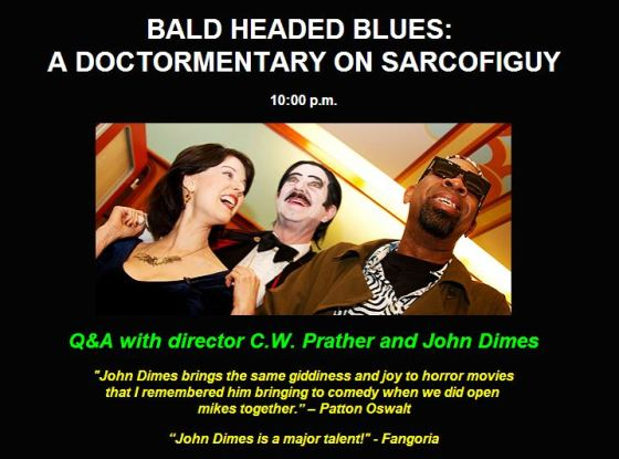 Boo de Pest, Count Gore de Vol, and Dr. Sarcofiguy