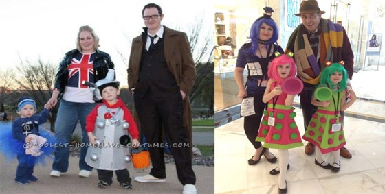 Doctor Who Family