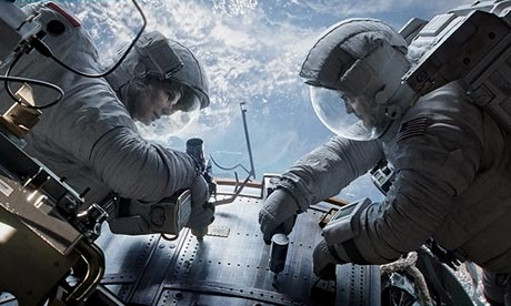 Gravity film still