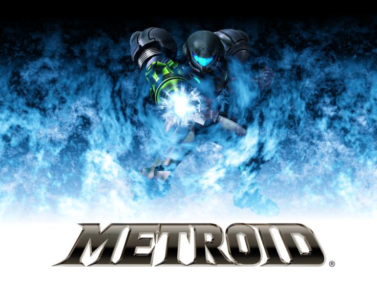 Metroid Wallpaper
