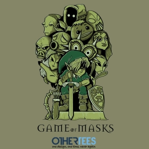 Game of Masks at othertees.com