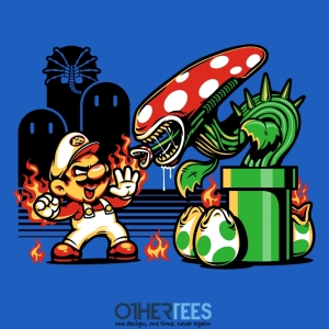 Game Over Man, Game Over! at othertees.com