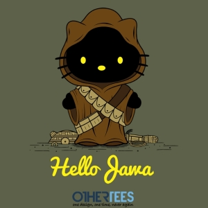 Hello Jawa at othertees.com