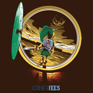 Majora's Door at othertees.com