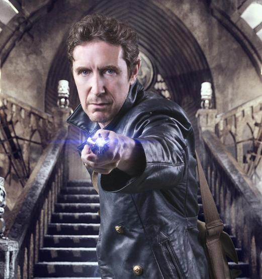 Paul McGann's New Costume
