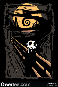 Burton's Scream at qwertee.com