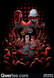 Saviors at qwertee.com