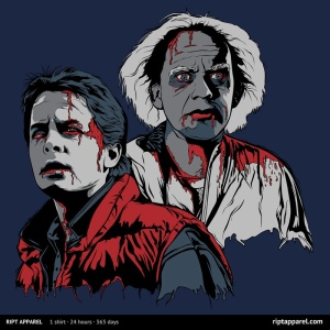 Back to the Dead at riptapparel.com