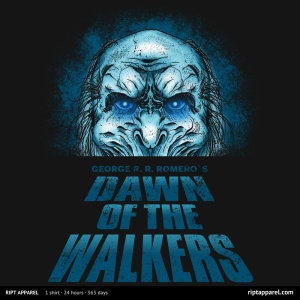 Dawn of the Walkers at riptapparel.com