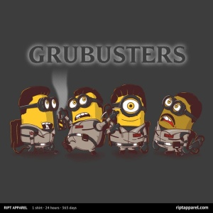 Grubusters at riptapparel.com