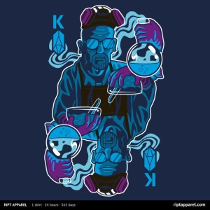 King of Crystals at riptapparel.com