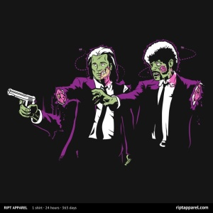Say Brains Again at riptapparel.com
