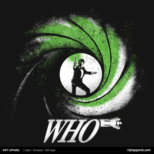 The Name's Who at riptapparel.com