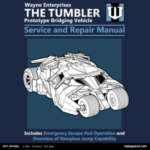 The Tumbler Service and Repair Manual at riptapparel.com