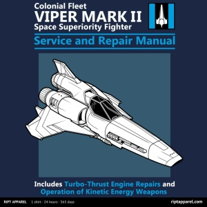 Viper Mark II Service and Repair Manual at riptapparel.com