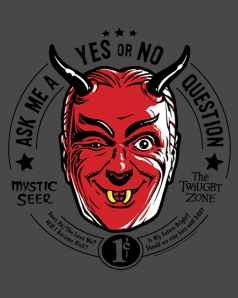 Mystic Seer at shirtpunch.com