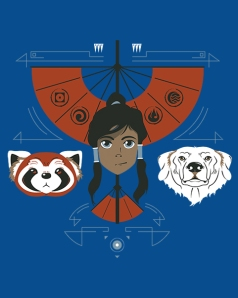 Spirited Avatar at shirtpunch.com