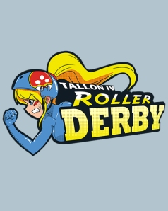 Tallon V Roller Derby at shirtpunch.com