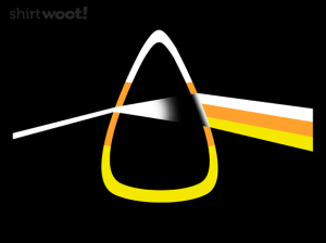 Dark Side of the Candy Corn at shirt.woot.com