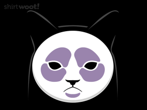 No. Face at shirt.woot.com