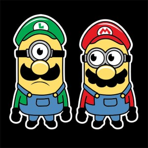 Super Minion Bros. at snappykid.com