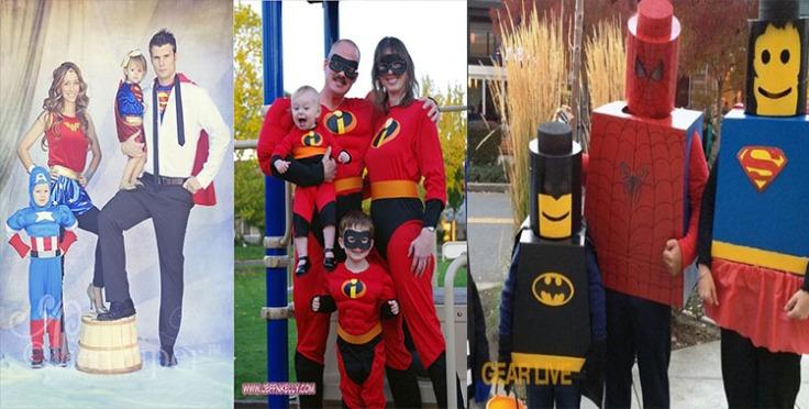 Super Families!