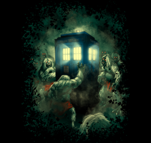 Knock Knock!...Who's There? at teefury.com