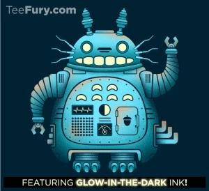 Totorobot at teefury.com