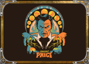 Vincent Price - Collection of Souls at teevillain.com