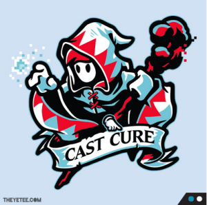Cast Cure at theyetee.com