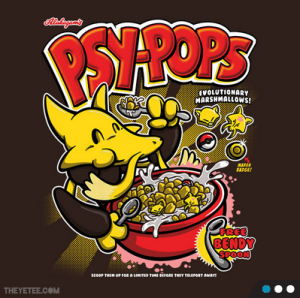 Psy-Pops at theyetee.com